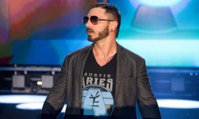 AUSTIN Aries fired by WWE