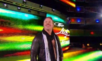 Chis jericho return to sdlive