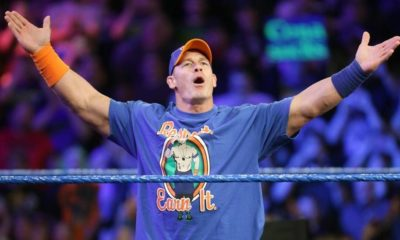 "John cena Explain why he is a ""free agent"""