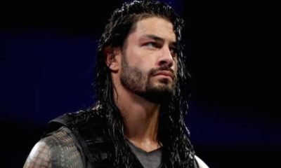 Roman reigns reacts to