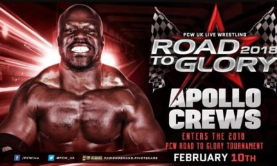 The Reason Why Apollo Crews Will Appear in An Independent Company