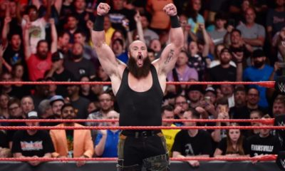 Braun Strowman On What he Felt When They Put him in The Garbage Truck at TLC