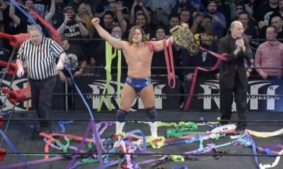 Dalton Castle Becomes The New ROH World Champion