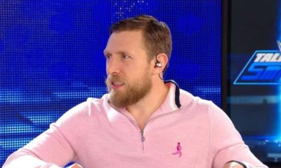 "Daniel Bryan: ""when my [WWE] contract is up I would wrestle elsewhere if WWE would not clear me"""