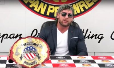 "Kenny Omega: ""Chris, you're going to have to kill me if you want to win"""