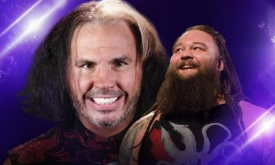 Matt Hardy and Bray Wyatt Join The 205 Live Tour