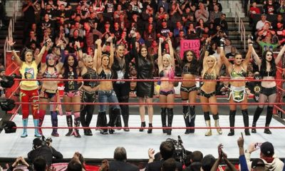 WWE Announces The First Royal Rumble Women's Fight