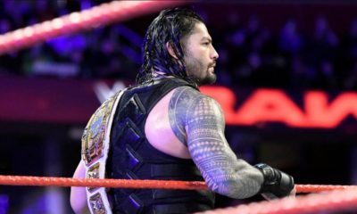 Roman Reigns Will Not Appear in Upcoming WWE Shows