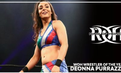 Deonna Purrazzo Signs Contract with Ring Of Honor