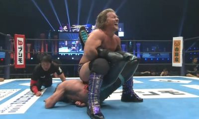 Wrestle Kingdom 12 Results from Tokyo Dome, Kenny Omega def. Chris Jericho, More