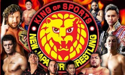 "NJPW Announces more Fighters for the Australian tour ""Fallout Down Under"""
