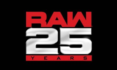 New Legends Confirmed for the 25th Anniversary of Raw