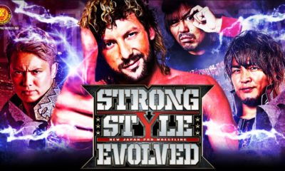 NJPW Sells all its Tickets for Strong Style Evolved in 20 minutes