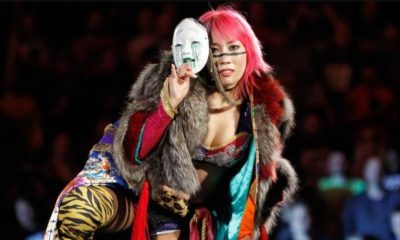 WWE News: The Most Impressive Data of Asuka, The Miz Reaction, Asuka def. Alexa Bliss, More