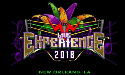 EVOLVE 102 matches, card, date, location