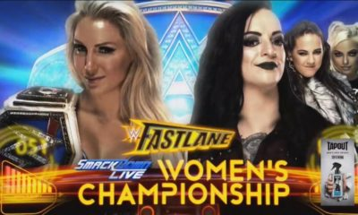 Charlotte Flair will Defend her Women's Title Against Ruby Riott at WWE Fastlane