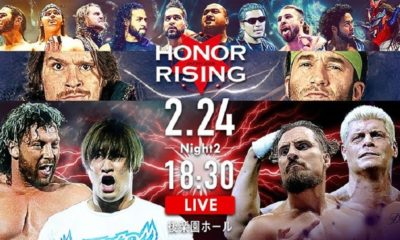 ROH/NJPW Honor Rising 2018 Results (2/24) - Night 2
