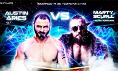 EMPIRE Wrestling Cards: Year II - Austin Aries vs. Marty Scurll
