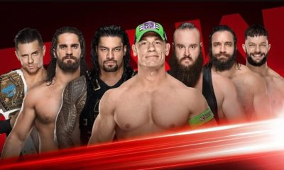 WWE Monday Night Raw February 19, 2018 Preview