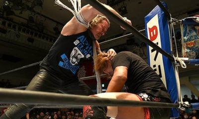 Chris Jericho vs. Tetsuya Naito is Still Planned for NJPW Strong Style Evolved
