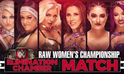 Kurt Angle Announces the Participants of the First Women's Elimination Chamber