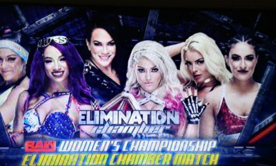 Spoilers: 5 Bliss Opponents Confirmed for Elimination Chamber Match