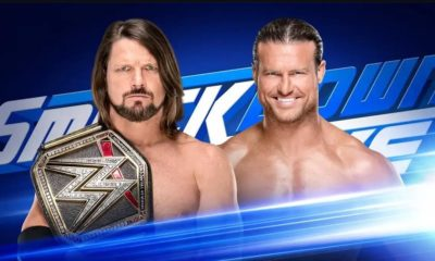 WWE SmackDown Live March 6, 2018 Preview