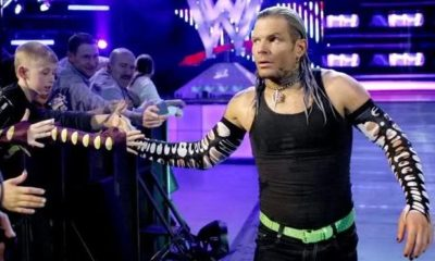 Jeff Hardy Receives Medical Permission to Return