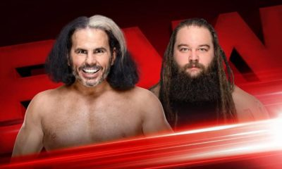 WWE Monday Night Raw March 19, 2018 Preview
