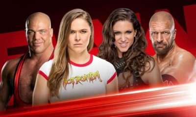 WWE Monday Night Raw April 2, 2018 Preview