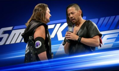 WWE SmackDown Live March 20, 2018 Preview