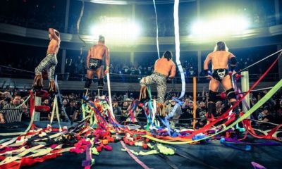 Ring of Honor Closes the first Quarter of the year with new Attendance Records