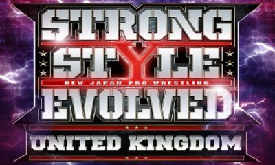 NJPW announces the Strong Style Evolved United Kingdom 2018 tour