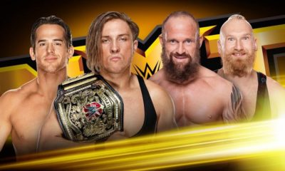 WWE NXT March 28, 2018 Preview