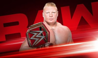 WWE Monday Night Raw April 23, 2018 Preview