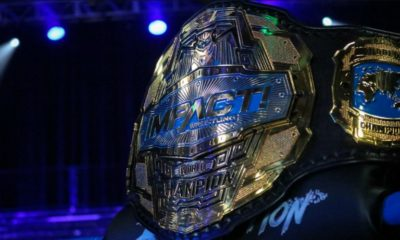 Impact Wrestling Reveals the New Designs of its Championships