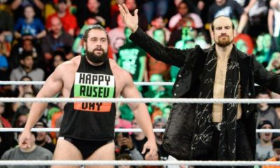 WWE News: The Rusev Day is everywhere, Lars Sullivan to delete a tweet, more