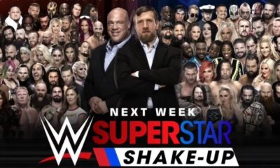 WWE Announces Superstar Shakeup Next Week on RAW and SmackDown