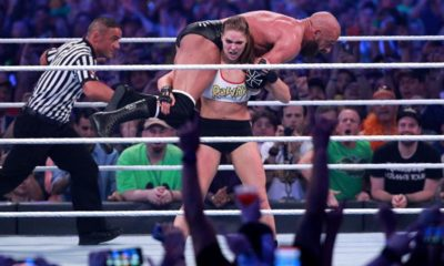 5 Best WWE Fights of the WrestleMania Weekend