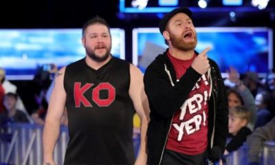 Kevin Owens and Sami Zayn Back to NXT?