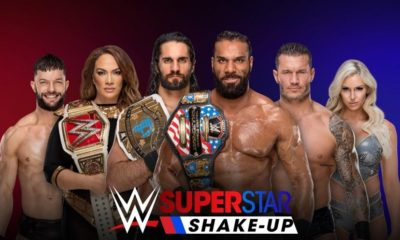WWE Monday Night Raw April 16, 2018 Preview