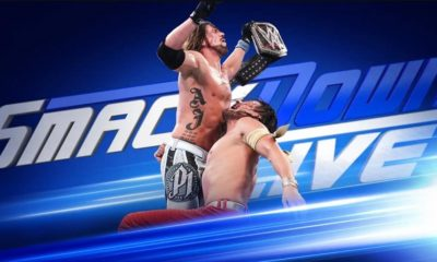 WWE SmackDown Live April 10, 2018 Preview