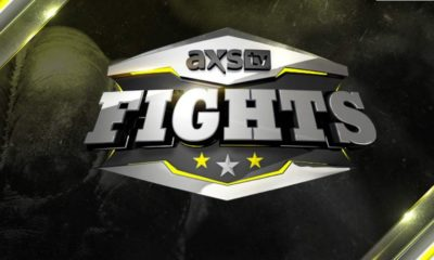 AXS TV Fights Celebrates Its 400th Event With May's LFA 40