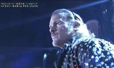 Chris Jericho Returns to NJPW and Attacks Tetsuya Naito