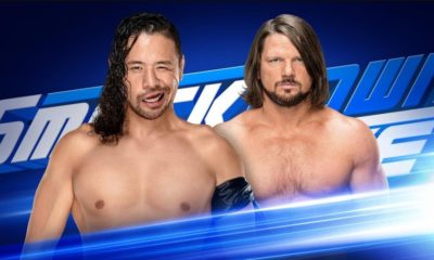 WWE SmackDown Live Preview (May 1, 2018): Shinsuke Nakamura wants a public apology