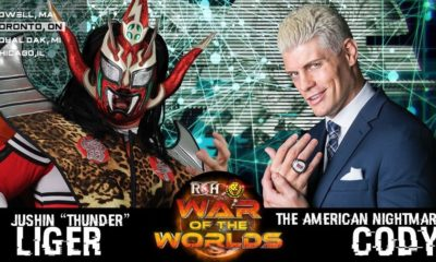 ROH NJPW War of the Worlds 2018: Toronto Results (Day 2)