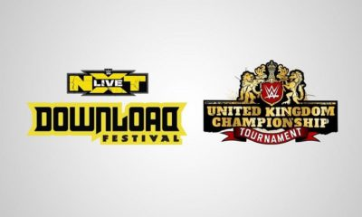 WWE UK Championship Tournament will Begin at the Festival Download