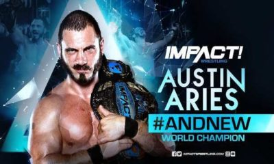 "Impact Wrestling ""Under Pressure"" Results (May 31, 2018): Pentagon Jr. vs. Austin Aries"