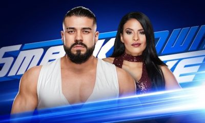 WWE SmackDown Live Preview: May 15, 2018: Cien Almas and Zelina Vega will Debut Tonight