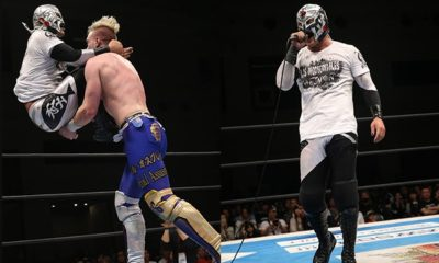 NJPW Best of the Super Juniors 25 Results- Day 7 and 8